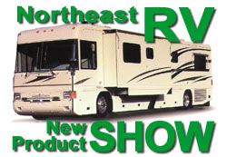 Northeast RV Show's New RV Product Show